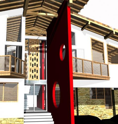 Maison à Port -Gentil - République Gabonnaise : Vue 4