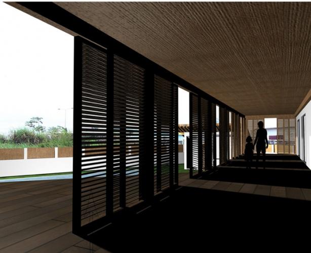 Maison à Port -Gentil - République Gabonnaise : Vue 5