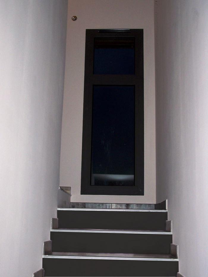 Maison au Mas de Londres : Escalier