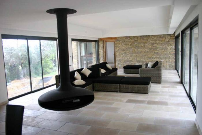 villa piscine montferrier 34 montferrier sur lez. Black Bedroom Furniture Sets. Home Design Ideas