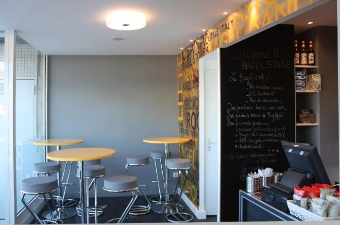 Sandwicherie Bagel Store au Millénaire Montpellier (34)