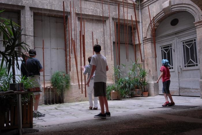 Ondes de choc  / Festival des architectures Vives 2011