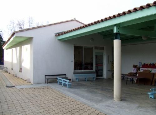 Ecole Ernest Renant (creation de Salles supplementaire)