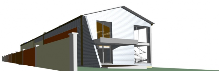 Garage sci Masi+Logement