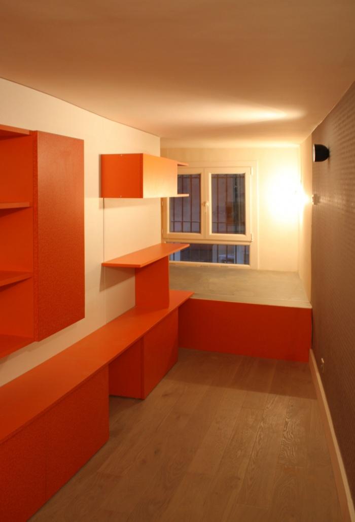 Rénovation appartement centre historique de Montpellier (34) : 06