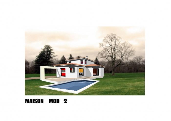 Maison Contemporaine L