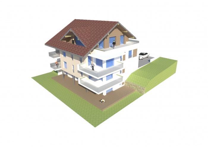 Immeuble P²