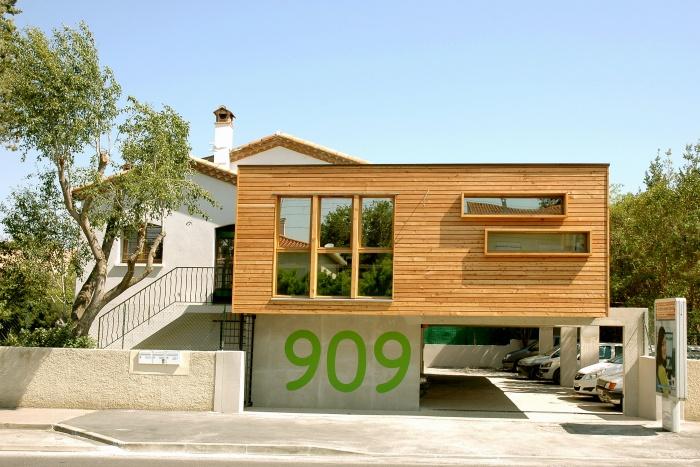 Architecte maison montpellier for Architecte montpellier