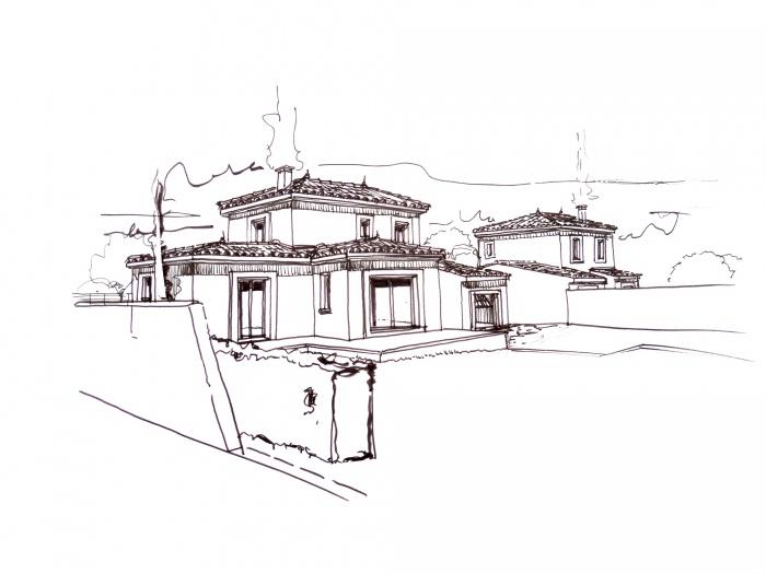 Maison Jumelée à St Séries