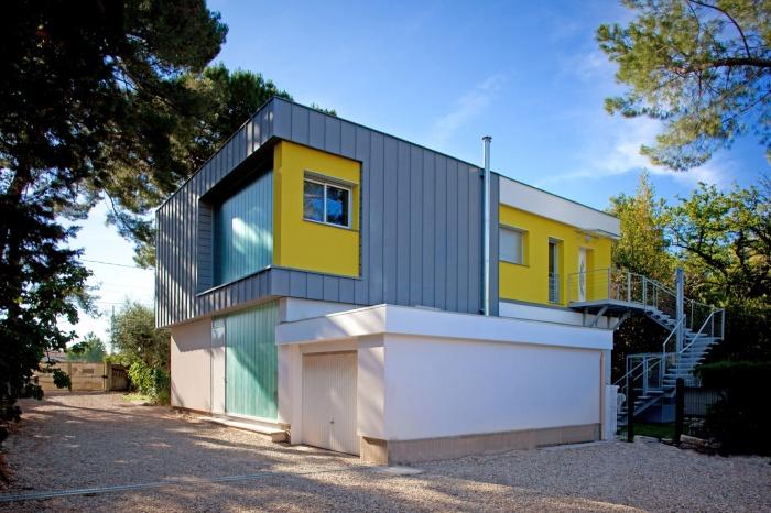 Appartement BBC V. : Fantasy Dogma - Lhenry Architecture - Maison V - 05