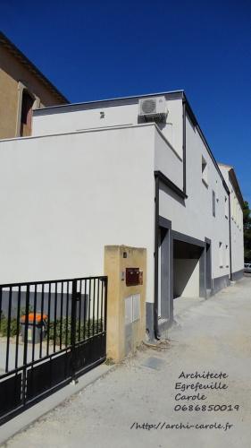 Collectif privé de 2 logements