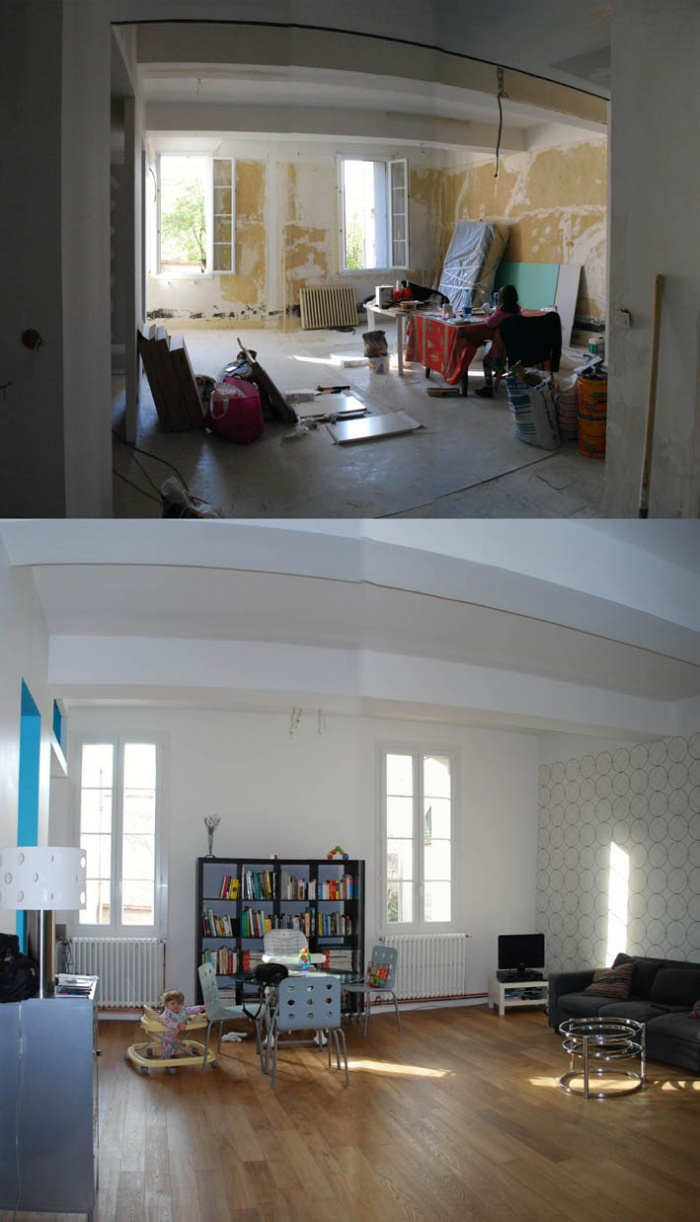 RENOVATION COMPLETE APPARTEMENTS