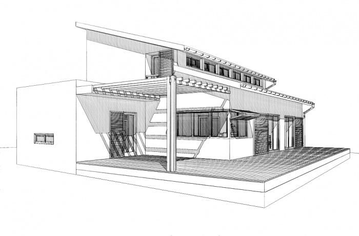 Un projet réalisé par Mr Etingue Agence S.E.A.