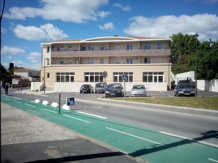 Résidence sénior les Palatines 2  (26 logements +services+local public)
