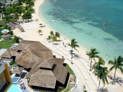 Complexe touristique Negril's Cabins. Jamaïque