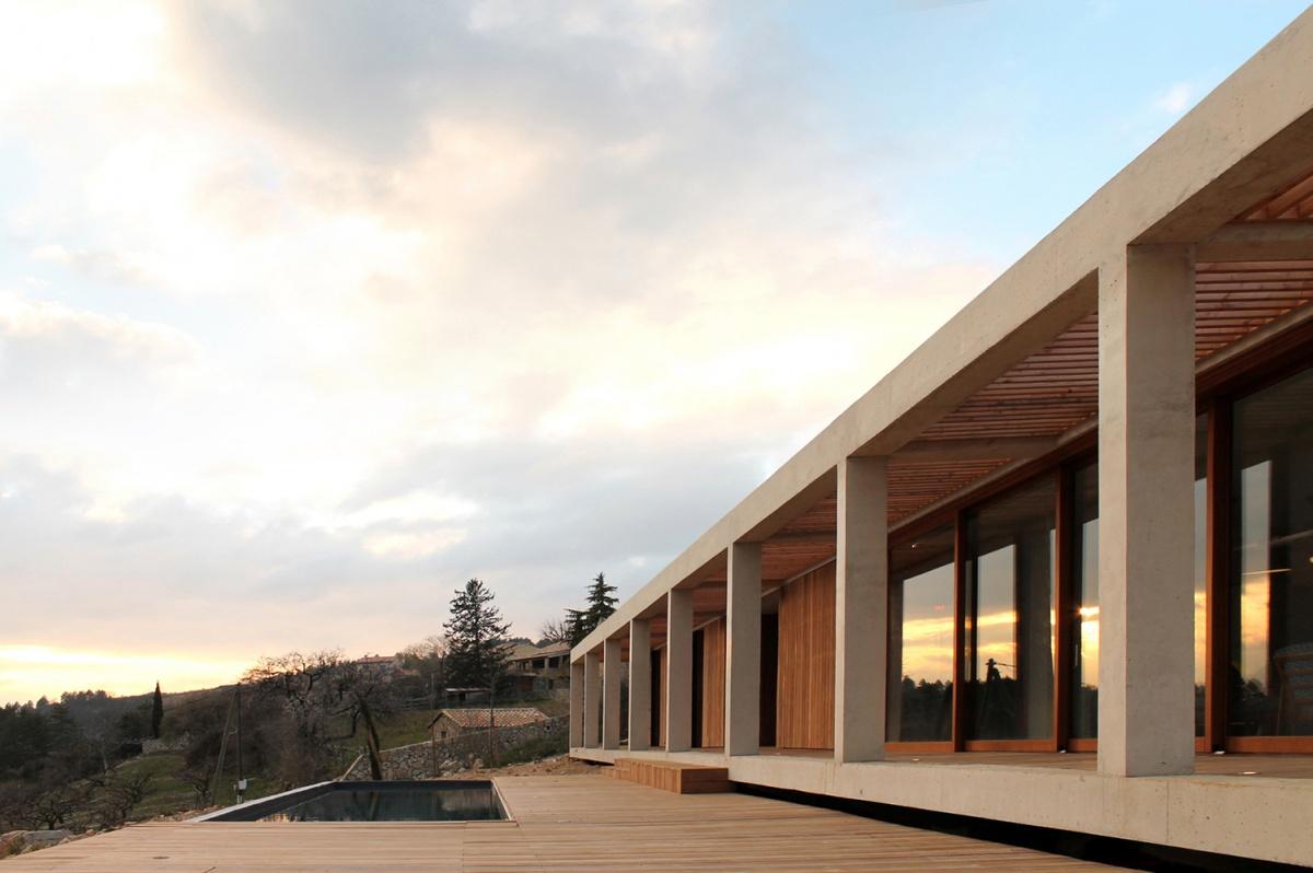 Maison de vacances béton et ossature bois : image_projet_mini_98820